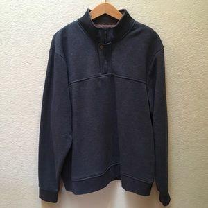 Orvis Signature Sweatshirt 1/4 Zip